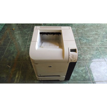 Impresora Hp P4015x, 3ra Bandeja, Duplex, Red Y Usb