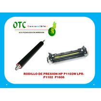 Rodillo De Presion Hp P1102w Lpr-p1102 P1606