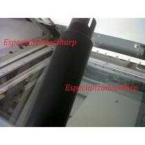 Rodillo De Calor Original Sharp Arm550 620 700 Mmu