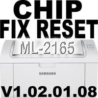 Chip Reset Fix Firmware Samsung Ml-2165 Nueva Version V08