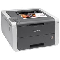 Impresora Brother Laser Led Color Hl3140cw Ethernet Y Wifi