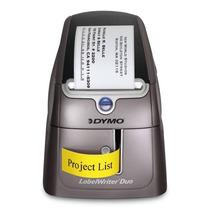 Impresora De Etiquetas Dymo Labelwriter Duo 300dpi 55 Etipm