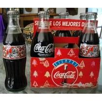 Botellas Coleccionables Coca Cola Navidad 1994 Vbf
