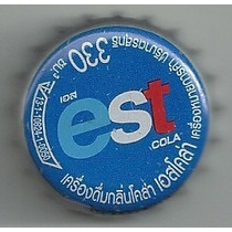 Ficha Est-cola De Tailandia (pepsi-cola)