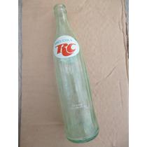 Botella De Refresco Garci Cola Rc De Los 70`s
