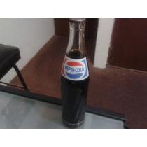 Refresco De Botella Pepsi Antigua Coleccionable