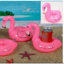 Porta Vaso Inflable De Flamingo !!!