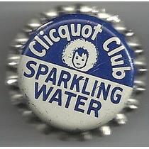 Corcholata Ficha Agua Mineral Clicquot Club ( E U A )