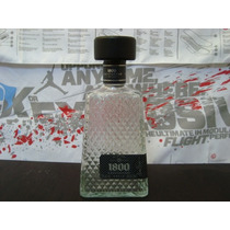 Tequila 1800 Cristalino 700ml Botella Vacia - Changoosx
