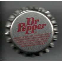 Corcholata Ficha Refresco Dr. Pepper ( E U A )