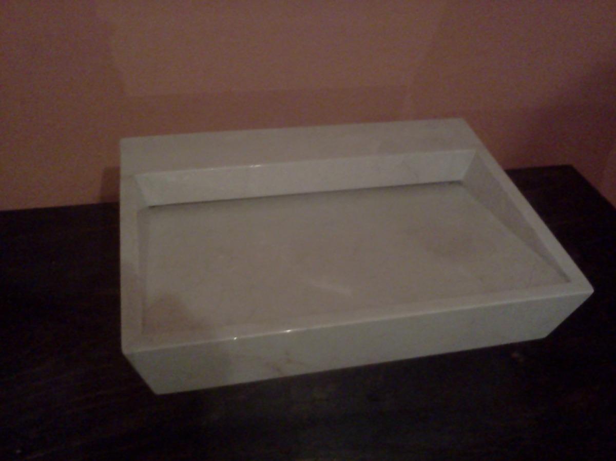 Lavabos Para Baño De Marmol:Lavabo De Marmol Crema Marfil – $ 2,50000 en MercadoLibre