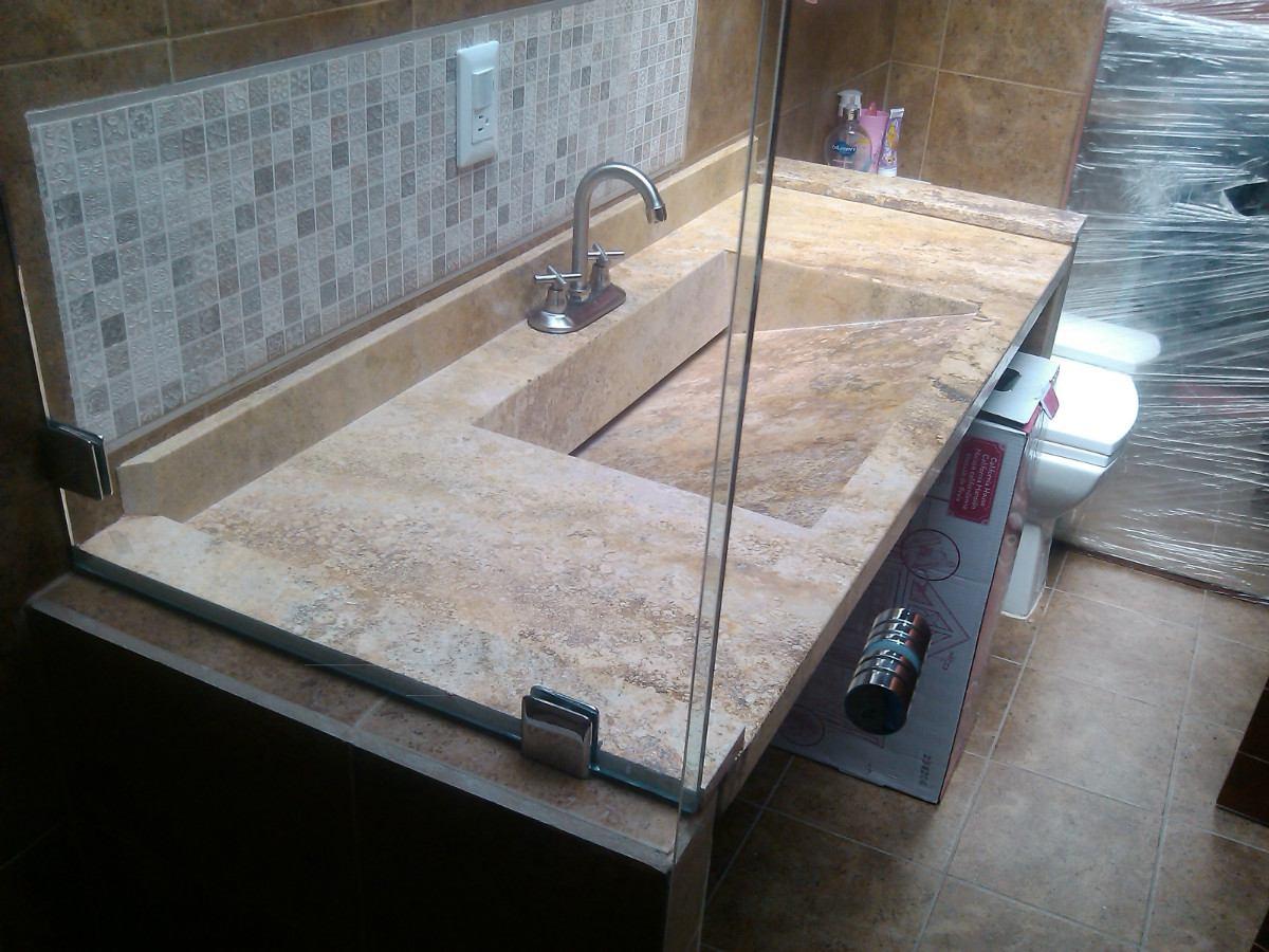 Lavabos para ba o de marmol for Ovalines para lavabo