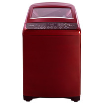 Lavadora Automática Daewoo Dwf-dg362arr1 18 Kg Roja