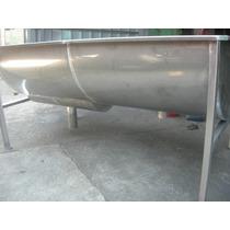 Lavador De Nixtamal Con Deposito Para Agua