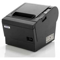 ! Impresora Termica Epson Tm-t88 I I I Paralela Color Negro.