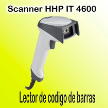 Lector De Codigo De Barras Hhp It 4600