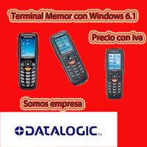 Terminal Memor Con Windows Mobile 6.1 Super Precio