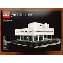 Lego Arquitectura Architecture Villa Savoye 21014