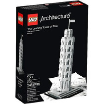 Lego Architecture , Modelo 21015, The Leaning Tower Of Pisa