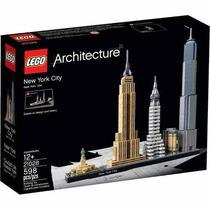 Lego 21028 Ciudad De Nueva York (disponible)