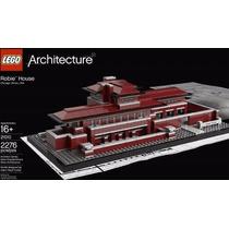 Lego Architecture Robie House