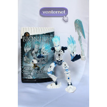 Lego Bionicle Glatorian --strakk 8982-- Completo! Mdn