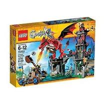 Castillo Lego Dragón Montaña 70403