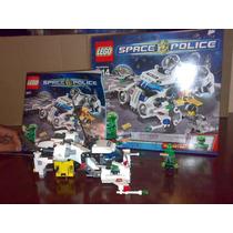 Lego Space Police Modelo 5971 Contiene 205 Piezas