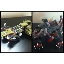 Lego Chima Paquete De Dos Sets