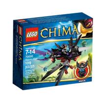 Lego Chima 70000 (elcuervo Planeador De Razcal 2013 ) !! Gzt