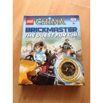 Lego Brickmaster Legends Of Chima 2 Figuras Con 150 Piezas