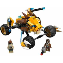 Lego - Chima 70002 - El León De Combate De Lennox