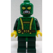 Hydra Henchman Lego Minifigura Marvel Superheroes