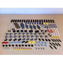 Lego Lote Piezas Para Vehículos City Creator Nuevas!!