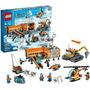 Lego City 60036 Base Del Ártico!!!