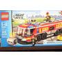 Lego City Camion De Bomberos 60061