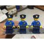 Lego Figura De Policía Lego City