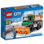 Lego City 60083 Camión Quitanieve!! Gzt