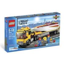Lego City 4643 (barco Con Remolque)!!!!