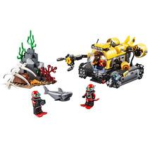 Lego - City 60092 - Submarino De Gran Profundidad