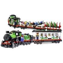 Lego Marca Y Creación De Vacaciones De Tren: 965 Pcs