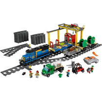 Lego - City 60052 - Tren De Carga