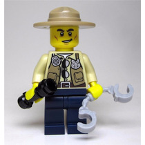 Lego City Park Ranger %100 Lego