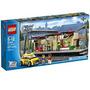 Lego City Trenes Estación 60050 Edificio Juguete