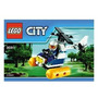 Lego City Police Helicopter Pantano Mini Set # 30311 [bagged