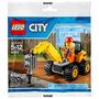 30312 Taladro De Demolicion Lego City Polybag