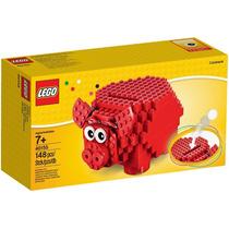 Lego Piggy Coin Bank Alcancía 40155