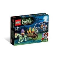 Combatientes Lego Monster La Momia