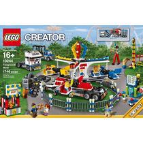Lego 10244 Creator Juegos Mecánicos Fairground Mixer
