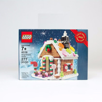 Lego 40139 Gingerbread House Creator Navidad Edición Especia